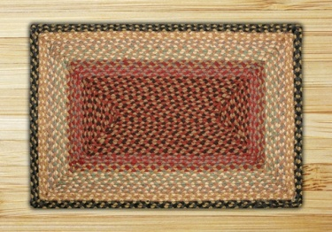 Rectangle Braided Rug